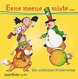 Eene meene miste … von Diverse, Füenf, Kohlhepp,  Bernd, Schmid,  Sophie, Treyz,  Jürgen