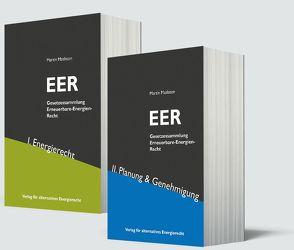 EER Erneuerbare-Energien-Recht Sammelband I & II von Maslaton,  Martin