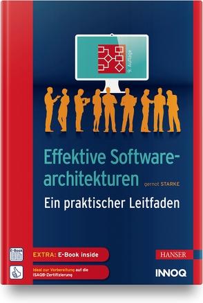 Effektive Softwarearchitekturen von Starke,  Gernot