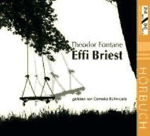 Effi Briest von Fontane,  Theodor, Kühn-Leitz,  Cornelia