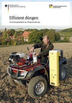 Effizient düngen – Anwendungsbeispiele zur Düngeverordnung von Klages,  Susanne