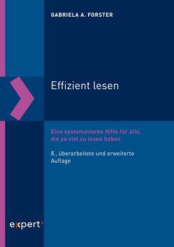 Effizient lesen von Forster,  Gabriela A.