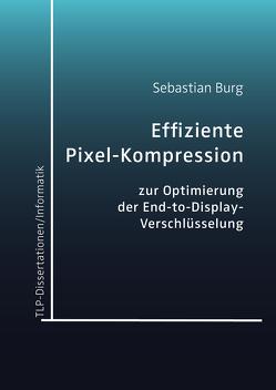 Effiziente Pixel-Kompression zur Optimierung der End-to-Display-Verschlüsselung von Burg,  Sebastian
