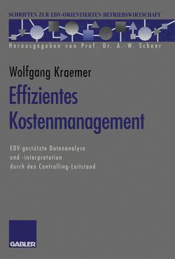 Effizientes Kostenmanagement von Kraemer,  Wolfgang