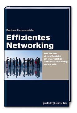 Effizientes Networking: Wie Sie aus einem Kontakt eine werthaltige Geschäftsbeziehung entwickeln von Liebermeister,  Barbara