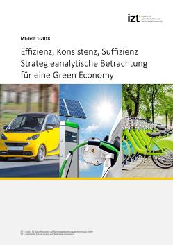 Effizienz, Konsistenz, Suffizienz von Behrendt,  Siegfried, Göll,  Edgar, Korte,  Friederike