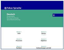 eFokus Sprache 2 von Merki,  Otto