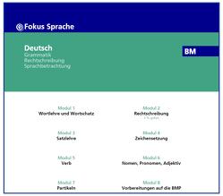 eFokus Sprache BM von Merki,  Otto