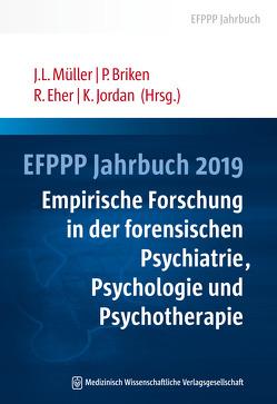 EFPPP Jahrbuch 2019 von Briken,  Peer, Eher,  Reinhard, Jordan,  Kirsten, Müller,  Jürgen L