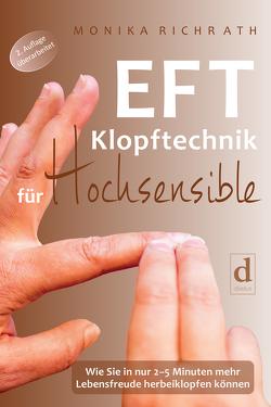 EFT Klopftechnik für Hochsensible von Richrath,  Monika