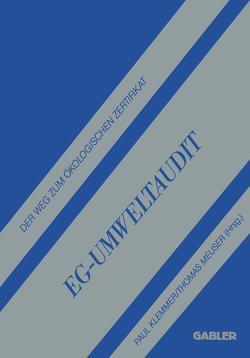 EG-Umweltaudit von Klemmer,  Paul, Meuser,  Thomas