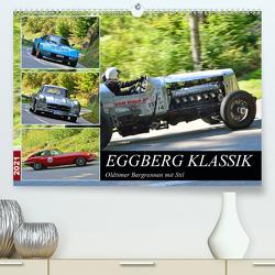 EGGBERG KLASSIK (Premium, hochwertiger DIN A2 Wandkalender 2021, Kunstdruck in Hochglanz) von Laue,  Ingo