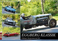 EGGBERG KLASSIK (Wandkalender 2018 DIN A4 quer) von Laue,  Ingo