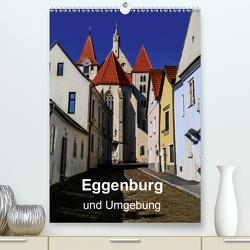 Eggenburg und Umgebung (Premium, hochwertiger DIN A2 Wandkalender 2020, Kunstdruck in Hochglanz) von Sock,  Reinhard