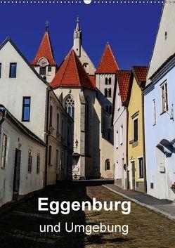 Eggenburg und Umgebung (Wandkalender 2018 DIN A2 hoch) von Sock,  Reinhard