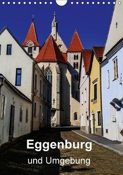 Eggenburg und Umgebung (Wandkalender 2018 DIN A4 hoch) von Sock,  Reinhard