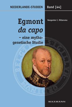 Egmont da capo – eine mythogenetische Studie von Rittersma,  Rengenier C.