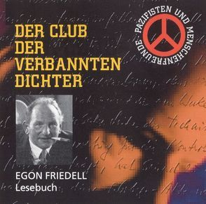 Egon Friedell – Lesebuch von Weishappel,  Gustl
