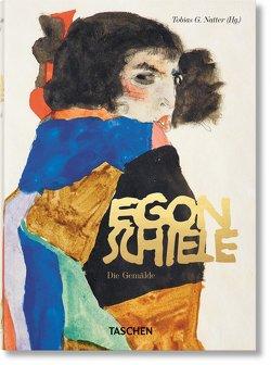 Egon Schiele. Die Gemälde – 40th Anniversary Edition von Natter,  Tobias G.