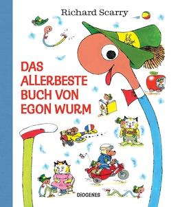 Egon Wurm von Hertzsch,  Kati, Scarry,  Richard
