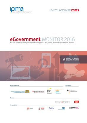eGovernment MONITOR 2016