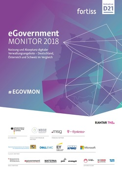 eGovernment MONITOR 2018
