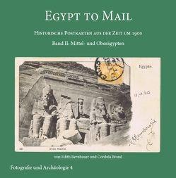 Egypt to Mail von Bernhauer,  Edith, Brand,  Cordula