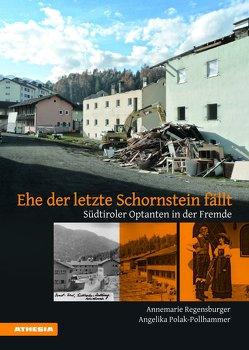 Ehe der letzte Schornstein fällt von Pfanzelter,  Eva, Polak-Pollhammer,  Angelika, Regensburger,  Annemarie