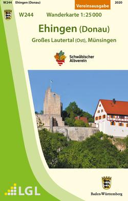 Ehingen (Donau) – Großes Lautertal (Ost), Münsingen