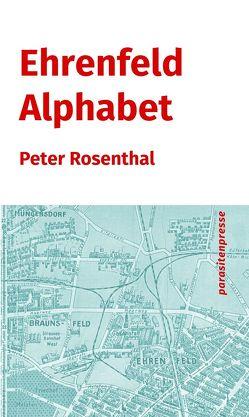 Ehrenfeld Alphabet von Rosenthal,  Peter