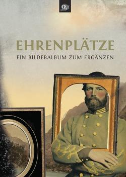 EHRENPLÄTZE von Plener,  Christina