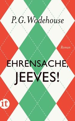 Ehrensache, Jeeves! von Schlachter,  Thomas, Wodehouse,  P.G.