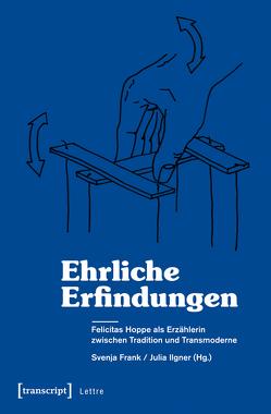 Ehrliche Erfindungen von Frank,  Svenja, Ilgner,  Julia