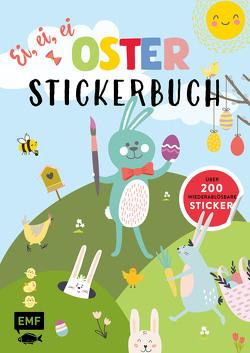 Ei, ei, ei – Das große Oster-Stickerbuch