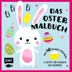 Ei, ei, ei – Das Oster-Malbuch