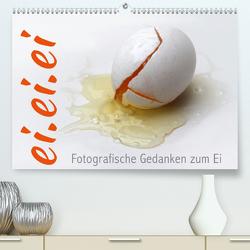 ei.ei.ei – Fotografische Gedanken zum Ei (Premium, hochwertiger DIN A2 Wandkalender 2021, Kunstdruck in Hochglanz) von Reichenauer,  Maria