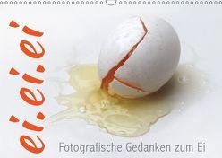 ei.ei.ei – Fotografische Gedanken zum Ei (Wandkalender 2019 DIN A3 quer) von Reichenauer,  Maria