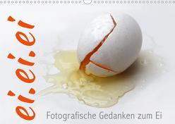 ei.ei.ei – Fotografische Gedanken zum Ei (Wandkalender 2020 DIN A3 quer) von Reichenauer,  Maria