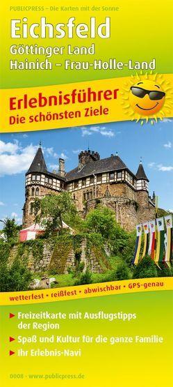 Eichsfeld, Göttinger Land – Hainich – Frau-Holle-Land