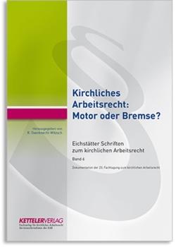 Eichstätter Schriften zum kirchlichen Arbeitsrecht 2020 von Oxenknecht-Witzsch,  Renate
