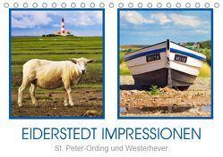 Eiderstedt Impressionen (Tischkalender 2019 DIN A5 quer) von DESIGN Photo + PhotoArt,  AD, Dölling,  Angela