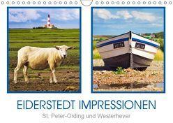 Eiderstedt Impressionen (Wandkalender 2019 DIN A4 quer) von DESIGN Photo + PhotoArt,  AD, Dölling,  Angela