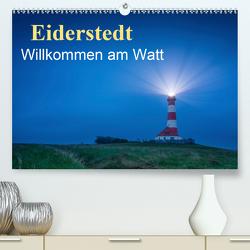 Eiderstedt – Willkommen am Watt (Premium, hochwertiger DIN A2 Wandkalender 2020, Kunstdruck in Hochglanz) von Wasilewski,  Martin