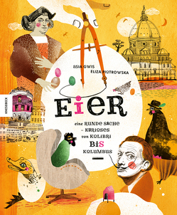 Eier von Gwis,  Asia, Piotrowska,  Eliza, Weiler,  Thomas