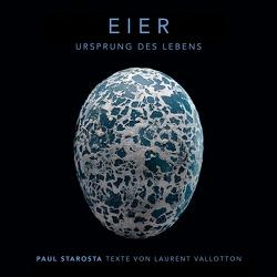 Eier – Vom Ursprung der Schönheit von Starosta,  Paul