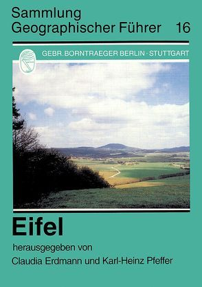 Eifel von Dickmann,  F, Erdmann,  Claudia, Pfeffer,  Karl H