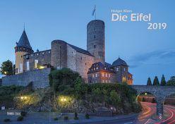 Eifel 2019 Wandkalender A3 Spiralbindung von Klaes,  Holger, Monreal,  Markus, Wirtz,  Albert