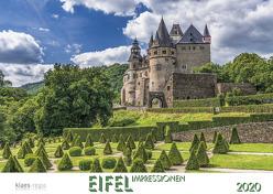 Eifel 2020 Bildkalender A2 quer, spiralgebunden von Klaes,  Holger