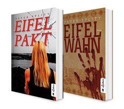 Eifel-Krimi: 2 Krimis in einem Bundle (Eifel-Pakt / Eifel-Wahn) von Splitt,  Peter