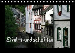 Eifel-Landschaften (Tischkalender immerwährend DIN A5 quer) von Grundhöfer,  Elke